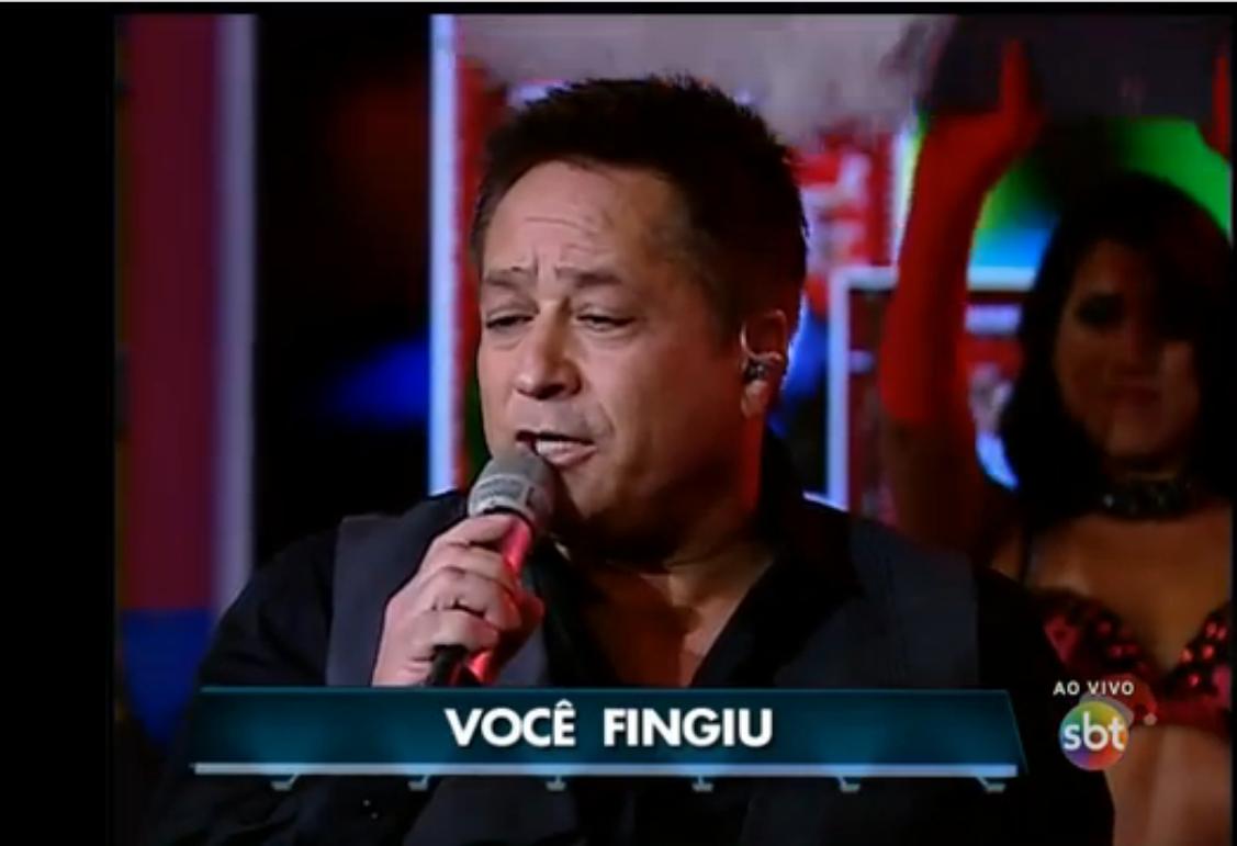 Leonardo Zé Felipe Eduardo  Costa no programa Ratinho 03/12/ 2014