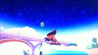 Disney Infinity Screenshot Autopia review Davey Jones