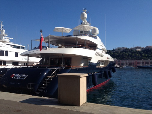 My Trust Fund Yacht