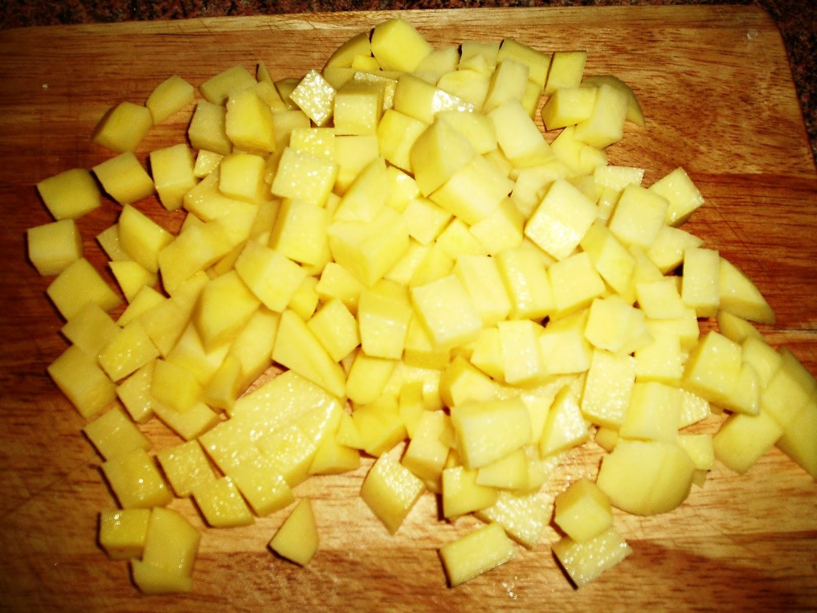 Картофель в главной роли – несколько рецептов