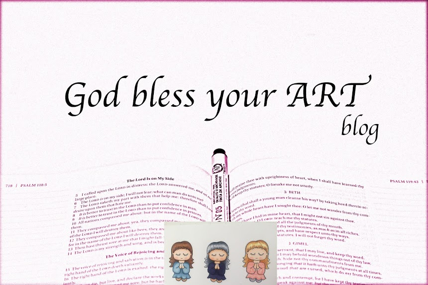 God Bless Your ART
