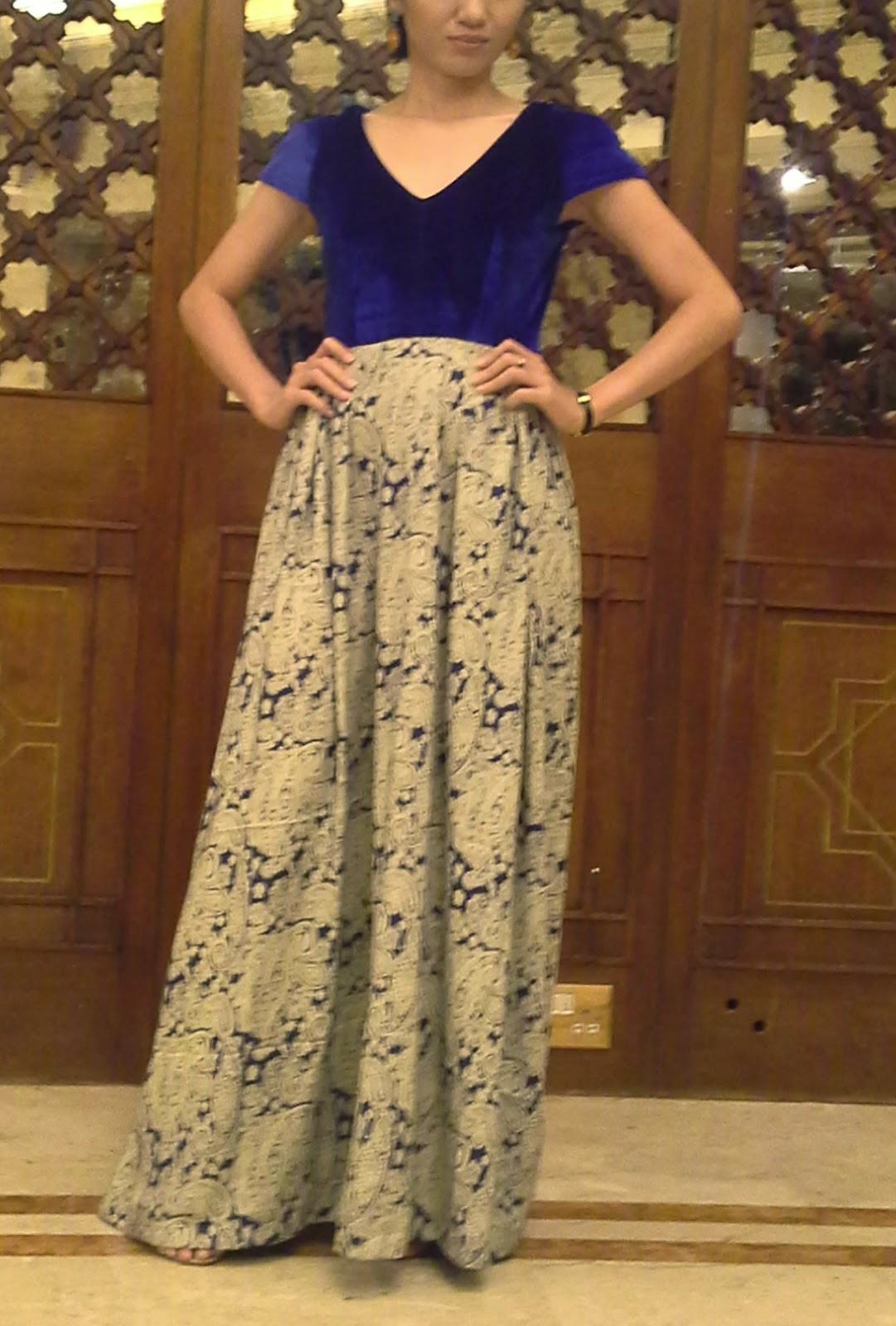 Darlene made this: V Neck Flutter Dress