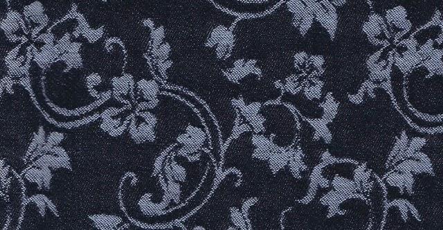 Jacquard Denim Fabric