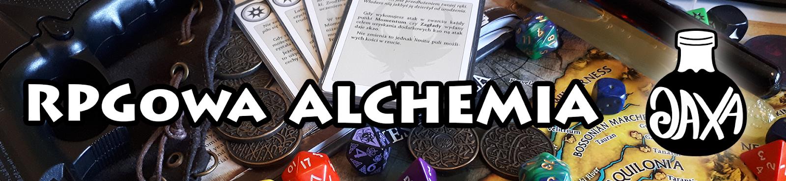 RPGowa Alchemia