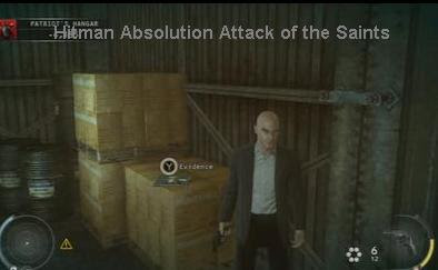Hitman Absolution Attack of the Saints Item Locations