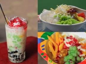 """Ăn Chè Thái Lan """"kiểu mới"""" ở Chè Hội An 57 Tô Hiến Thành"""