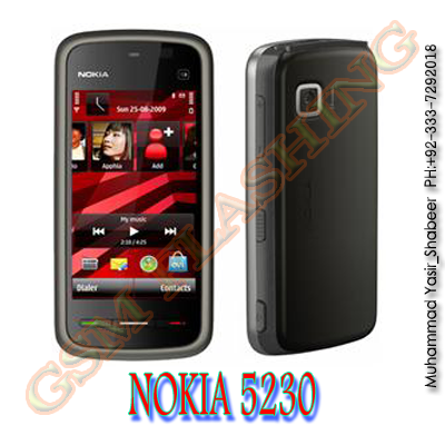 Nokia 5230 Rm 588 Version 5192 Latest Flash Files Free Download