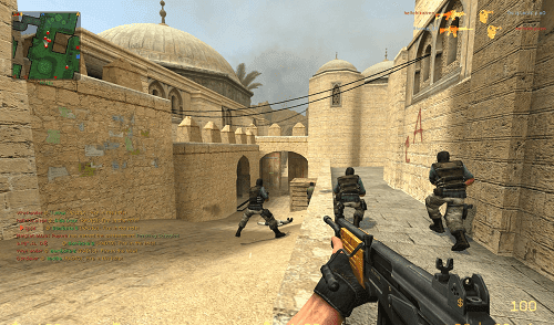 Download Counter Strike Source PC Full Version Gratis 3