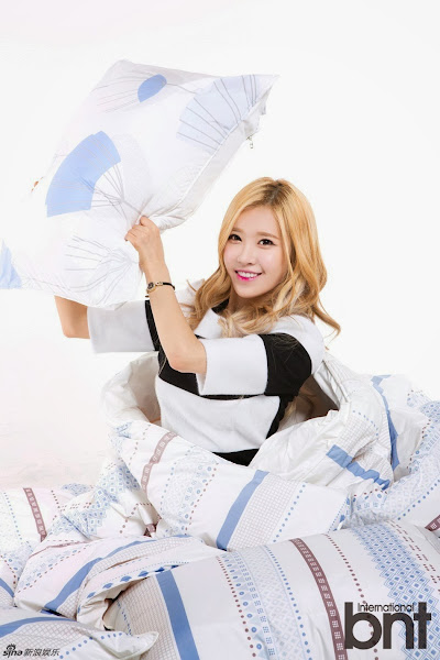 Crayon Pop Ellin bnt international