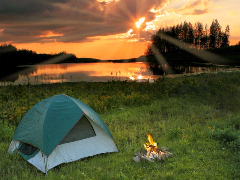 Ceci est une tente