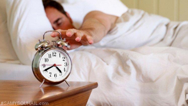 علماء: الاستيقاظ المفاجئ مضر بالصحة كقلة النوم