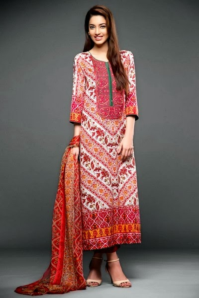 Zeen Fall n' Festive Dress Collection 2014-15