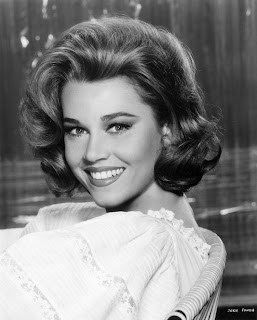 Jane Fonda Classic Hollywood Hairstyle