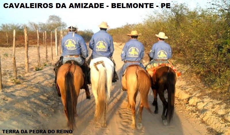 CAVALEIROS DA AMIZADE BELMONTE-PE