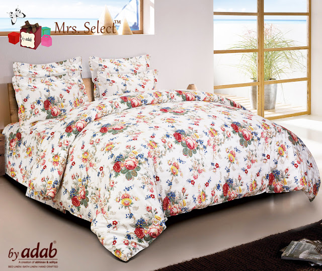 By Adab offers you a huge range of duvet covers in any style, design and color that you may desire for.