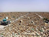 Wadi As-salaam, Pemakaman Terluas di Dunia