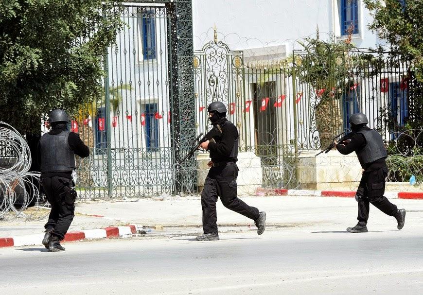 Serangan Teroris Penembakan di Museum Bardo