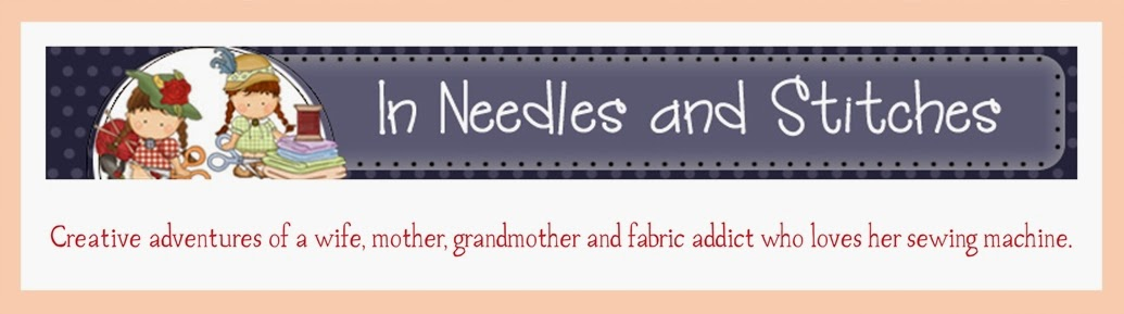 In Needles and Stitches