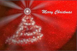 Contoh Gambar Kartu Ucapan Selamat Natal
