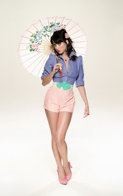 Katy Perry - One Of The Boys album promo