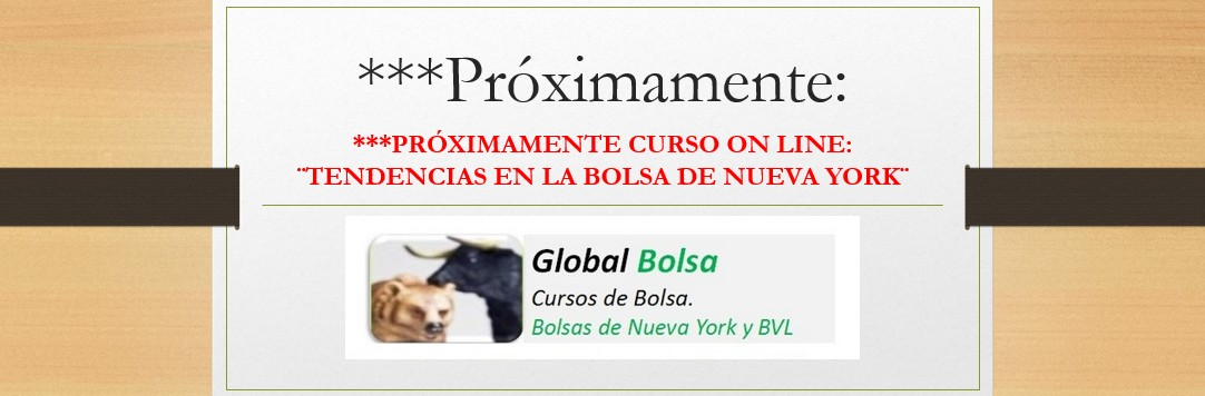 CURSO ON LINE: TENDENCIAS EN LA BOLSA DE NUEVA YORK