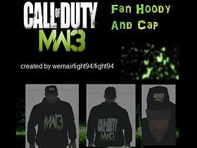 Skin Camisa Call of Duty GTA San Andreas
