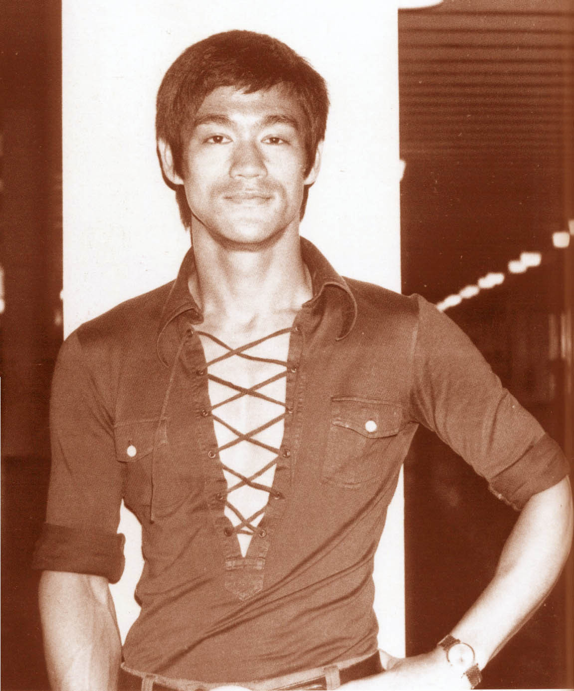 SINGPOST~ QUEST FOR AMUSEMENT: Bruce Lee Bruce Lee
