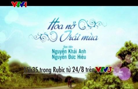 Hoa Nở Trái Mùa - Hoa No Trai Mua VTV3