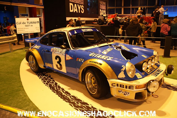 Porsche 911 Almeras Madrid Motor Days
