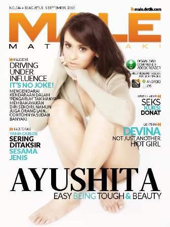 Majalah MALE Mata Lelaki 044 - Ayushita