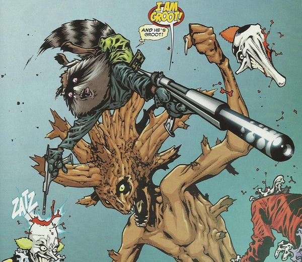 Star Lord And Rocket Raccoon By Timothygreenii On Deviantart: How Will Rocket Raccoon And Groot Be Animated In