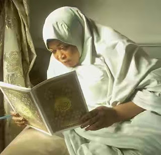 Igbo Woman Converts To Islam (Photos)