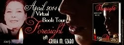 Virtual Book Tour: FORESIGHT