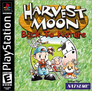 Game Pc Harvest Moon Back to Nature Bahasa Indonesia