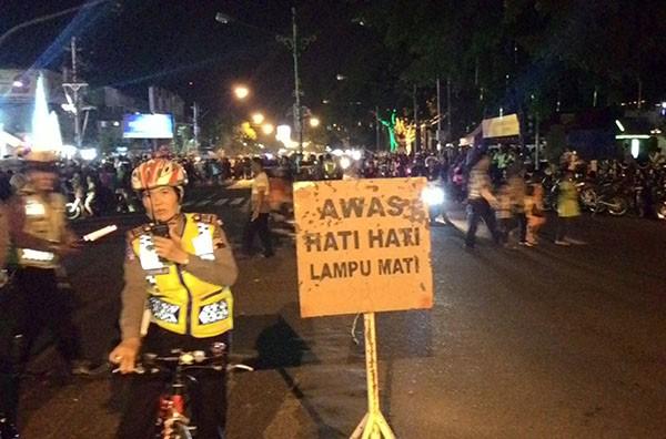 AKP Sukmawati Patroli dengan Sepeda Cek Kesiagaan Anggota Polres Sragen