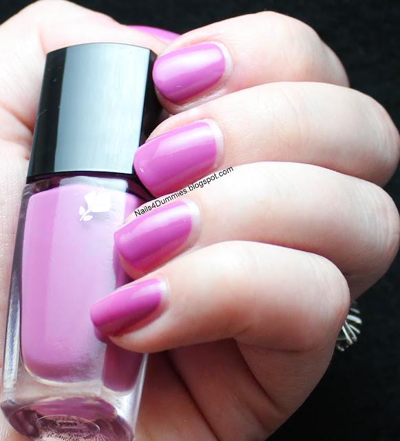 Nails4Dummies - Lancome Violette Coquette