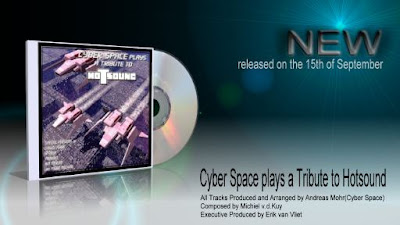 Cyber Space - Tribute to Hotsound  (Megamix) 2011