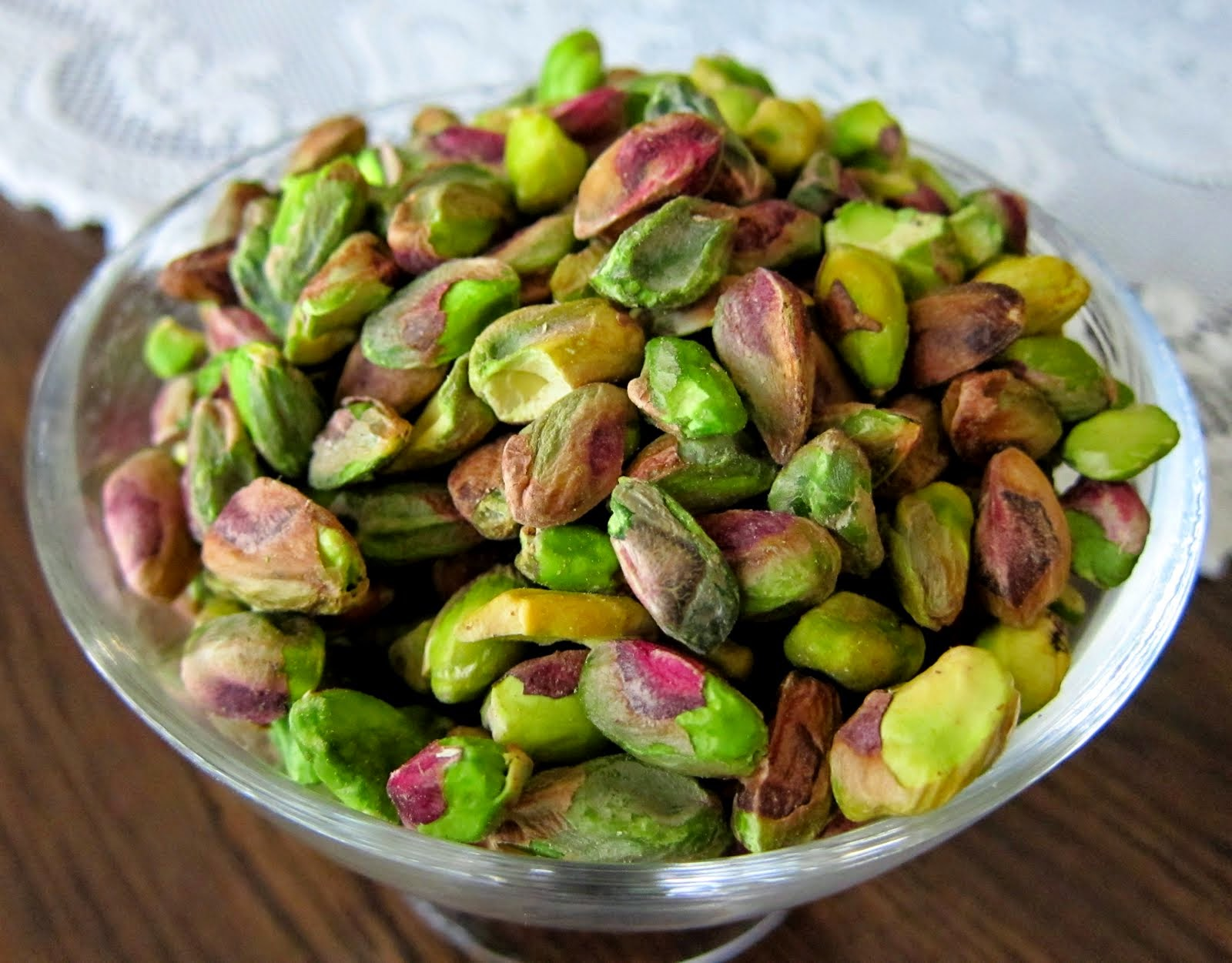 What are the health benefits of pistachios?