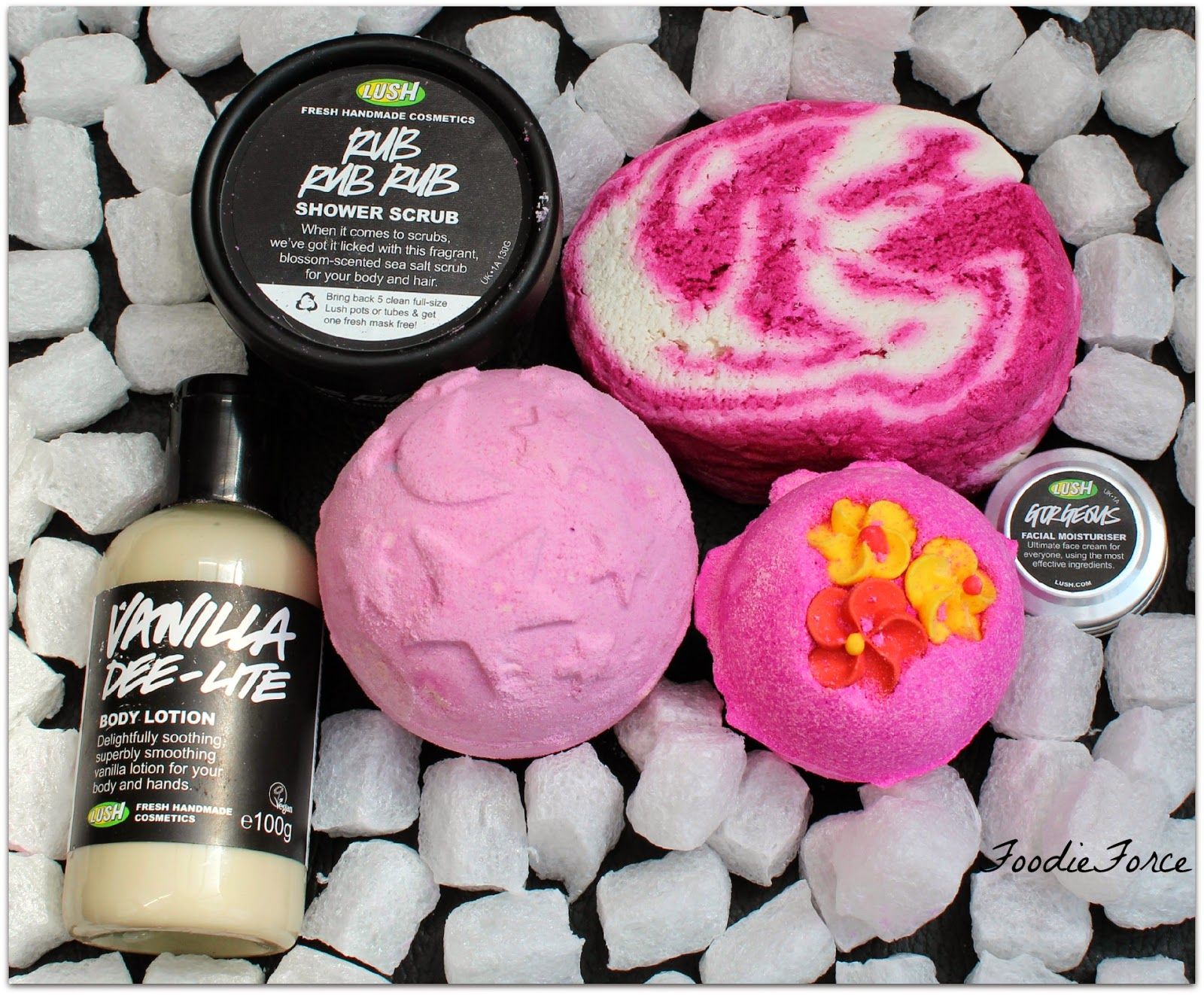 Lush Hello Gorgeous
