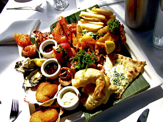 Delicious Food You Can Find The Best Seafood In Spain