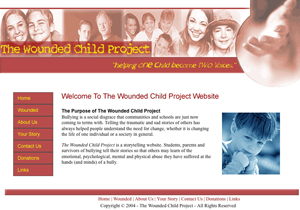 The Wounded Child Project