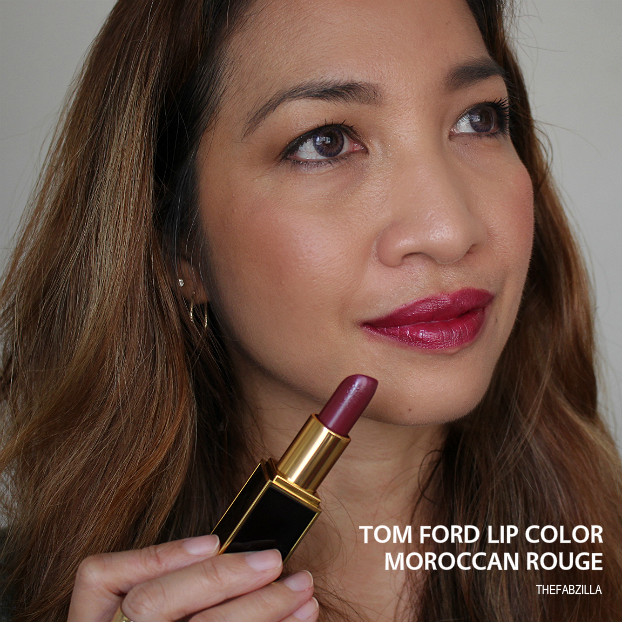 TOM FORD LIP COLOR MOROCCAN ROUGE