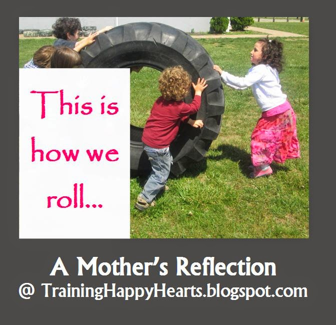 http://traininghappyhearts.blogspot.com/2014/06/rolling-with-it.html