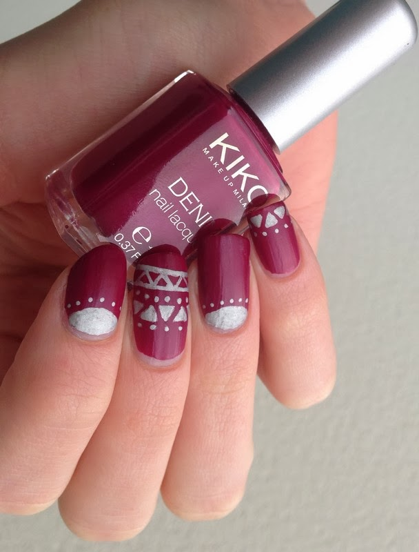 kiko tribal purple