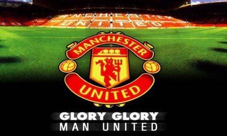 Slogannya : GGMU, singkatan dari Glory Glory Manchester United