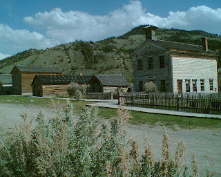 bannack montana state park