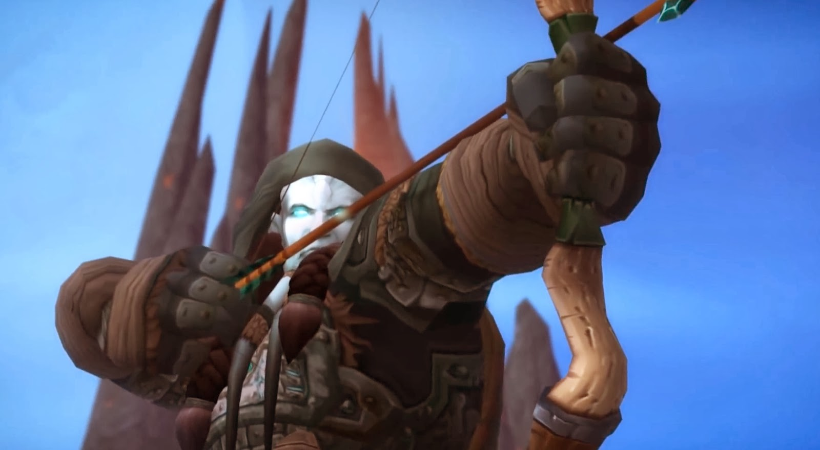 Hunter from Warlords of Draenor Trailer