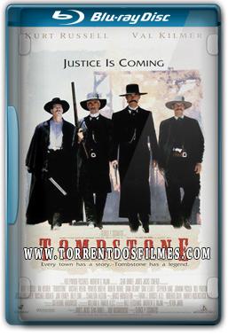 Tombstone: A Justiça Está chegando (1993) Torrent – Bluray 720p Dual Áudio