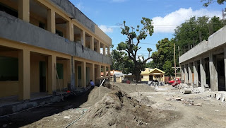 Liceo de Arenoso entre las escuelas que no están listas