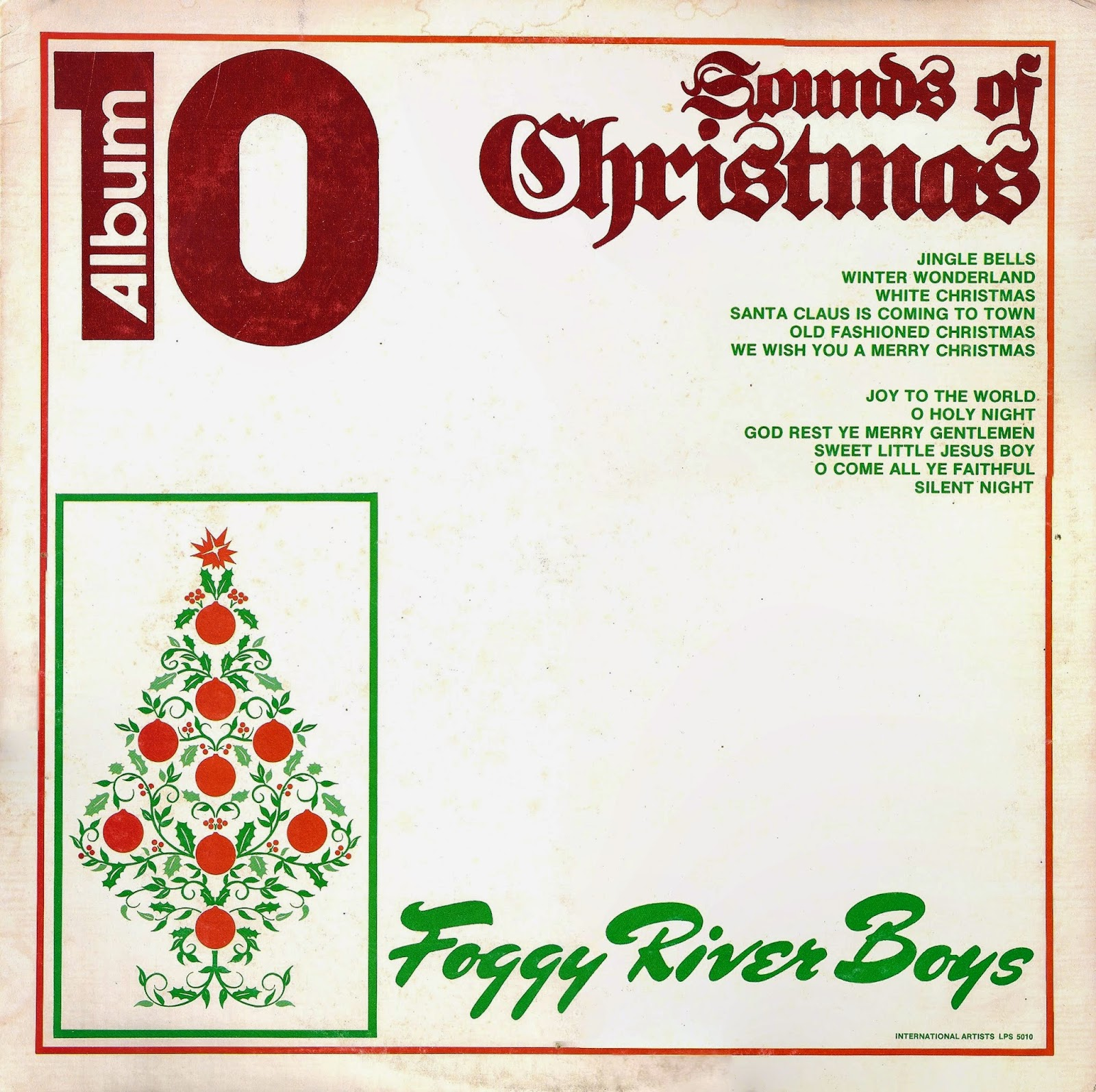 Merry and Bright!: Sounds of Christmas with the Foggy River Boys